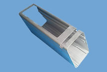 Aluminum Extrusion Profile for Electrical Products
